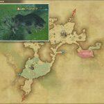 ワイルドホッグ - 黒衣森:南部森林の敵生息場所とドロップ素材(FF14 敵素材マップ:新生エリア)