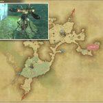 ケッド - 黒衣森:南部森林の敵生息場所とドロップ素材(FF14 敵素材マップ:新生エリア)