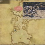 ロックスキン・ペイスト - 南ザナラーンの敵生息場所とドロップ素材(FF14 敵素材マップ:新生エリア)