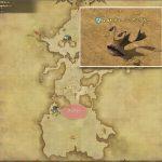 デューン・アングラー - 南ザナラーンの敵生息場所とドロップ素材(FF14 敵素材マップ:新生エリア)