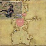 アマルジャ・ランサー - 南ザナラーンの敵生息場所とドロップ素材(FF14 敵素材マップ:新生エリア)