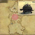 アイアントータス - 南ザナラーンの敵生息場所とドロップ素材(FF14 敵素材マップ:新生エリア)
