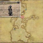 テンパード・オラター - 南ザナラーンの敵生息場所とドロップ素材(FF14 敵素材マップ:新生エリア)