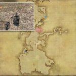 テンパード・グラディエーター - 南ザナラーンの敵生息場所とドロップ素材(FF14 敵素材マップ:新生エリア)
