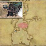 ザンラク・ランサー - 南ザナラーンの敵生息場所とドロップ素材(FF14 敵素材マップ:新生エリア)