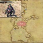 ザンラク・アーチャー - 南ザナラーンの敵生息場所とドロップ素材(FF14 敵素材マップ:新生エリア)