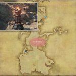 燃え盛る聖火台 - 南ザナラーンの敵生息場所とドロップ素材(FF14 敵素材マップ:新生エリア)