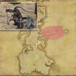 ザハラク・ランサー - 南ザナラーンの敵生息場所とドロップ素材(FF14 敵素材マップ:新生エリア)