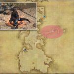 ザハラク・ピュージャリスト - 南ザナラーンの敵生息場所とドロップ素材(FF14 敵素材マップ:新生エリア)