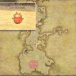 スモークボム - 南ザナラーンの敵生息場所とドロップ素材(FF14 敵素材マップ:新生エリア)