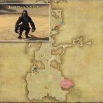 アマルジャ・ディヴィネーター - 南ザナラーンの敵生息場所とドロップ素材(FF14 敵素材マップ:新生エリア)
