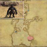 アマルジャ・スナイパー - 南ザナラーンの敵生息場所とドロップ素材(FF14 敵素材マップ:新生エリア)
