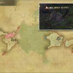 コボルド・ピックマン - 高地ラノシアの敵生息場所とドロップ素材(FF14 敵素材マップ:新生エリア)