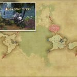 コボルド・サイズマン - 高地ラノシアの敵生息場所とドロップ素材(FF14 敵素材マップ:新生エリア)
