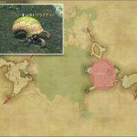 ウラグナイト - 高地ラノシアの敵生息場所とドロップ素材(FF14 敵素材マップ:新生エリア)