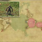 マムージャ・エクスキューショナー - 高地ラノシアの敵生息場所とドロップ素材(FF14 敵素材マップ:新生エリア)