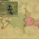 マムージャ・ソフィスト - 高地ラノシアの敵生息場所とドロップ素材(FF14 敵素材マップ:新生エリア)
