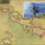 ローズリング - 西ラノシアの敵生息場所とドロップ素材(FF14 敵素材マップ:新生エリア)