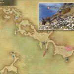 ジャッカル - 西ラノシアの敵生息場所とドロップ素材(FF14 敵素材マップ:新生エリア)