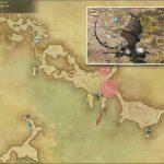 プーク - 西ラノシアの敵生息場所とドロップ素材(FF14 敵素材マップ:新生エリア)