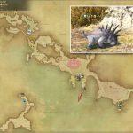 ヘッジモール - 西ラノシアの敵生息場所とドロップ素材(FF14 敵素材マップ:新生エリア)