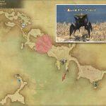 キラーマンティス - 西ラノシアの敵生息場所とドロップ素材(FF14 敵素材マップ:新生エリア)