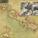 ファイアフライ - 西ラノシアの敵生息場所とドロップ素材(FF14 敵素材マップ:新生エリア)