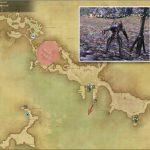 シェルフスパイン・サハギン - 西ラノシアの敵生息場所とドロップ素材(FF14 敵素材マップ:新生エリア)