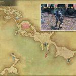 トレンチトゥース・サハギン - 西ラノシアの敵生息場所とドロップ素材(FF14 敵素材マップ:新生エリア)