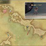 シーワスプ - 西ラノシアの敵生息場所とドロップ素材(FF14 敵素材マップ:新生エリア)