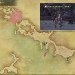 ショアルスケール・サハギン - 西ラノシアの敵生息場所とドロップ素材(FF14 敵素材マップ:新生エリア)