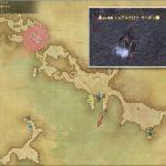 ショアルクロウ・サハギン - 西ラノシアの敵生息場所とドロップ素材(FF14 敵素材マップ:新生エリア)
