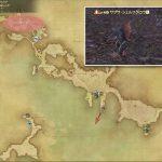 サプサ・シェルフクロウ - 西ラノシアの敵生息場所とドロップ素材(FF14 敵素材マップ:新生エリア)