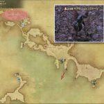 サプサ・シェルフスケール - 西ラノシアの敵生息場所とドロップ素材(FF14 敵素材マップ:新生エリア)