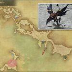 マンティスデビル - 西ラノシアの敵生息場所とドロップ素材(FF14 敵素材マップ:新生エリア)