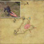 ハンマービーク - 西ザナラーンの敵生息場所とドロップ素材(FF14 敵素材マップ:新生エリア)