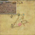 ヤーゾン・フィーダー - 西ザナラーンの敵生息場所とドロップ素材(FF14 敵素材マップ:新生エリア)