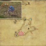 ラスティコブラン - 西ザナラーンの敵生息場所とドロップ素材(FF14 敵素材マップ:新生エリア)