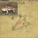 サンドトード - 西ザナラーンの敵生息場所とドロップ素材(FF14 敵素材マップ:新生エリア)