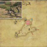 ペイスト - 西ザナラーンの敵生息場所とドロップ素材(FF14 敵素材マップ:新生エリア)