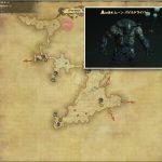 ムーン・パイルドライバー - 西ザナラーンの敵生息場所とドロップ素材(FF14 敵素材マップ:新生エリア)