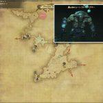 ムーン・ストーンハウラー - 西ザナラーンの敵生息場所とドロップ素材(FF14 敵素材マップ:新生エリア)