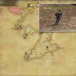 IVコホルス・シグニフェル - 西ザナラーンの敵生息場所とドロップ素材(FF14 敵素材マップ:新生エリア)