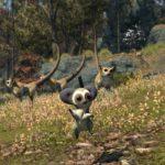 ベイビーオポオポ - 盟友支援 ブレイフロクスの野営地(Hard)で入手できるミニオン