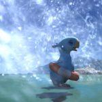 海チョコチョコボ - 漁師Lv50の泳がせ釣りで入手できるミニオン