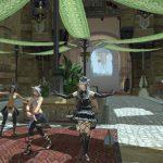 宮廷の舞 - サブクエスト「踊り子は次の舞台へ」で入手できるエモート