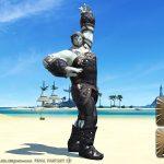 戦士の演武:参 - モグステーションで購入できるエモート