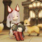 豆妖狐 - 殺生石の欠片で交換できるミニオン